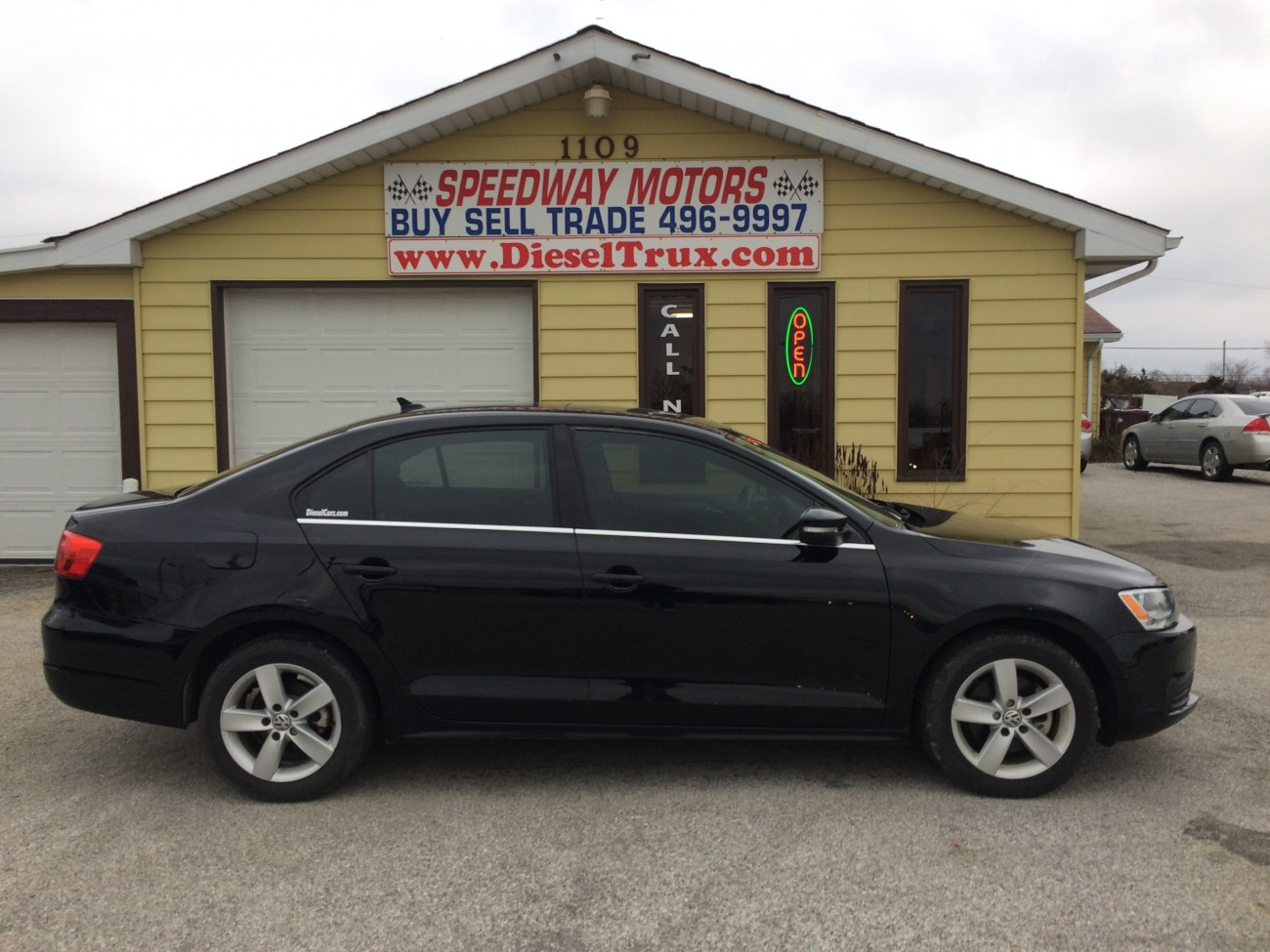 2013 vw jetta automatic tdi diesel browse the lot speedway motors. Black Bedroom Furniture Sets. Home Design Ideas