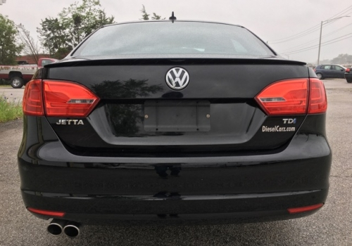 2011 VW Jetta TDI Automatic 6 Speed