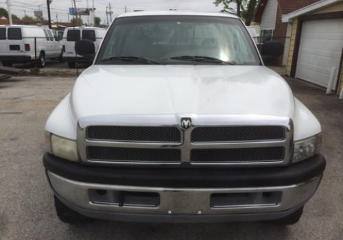 1998 Dodge Ram 2500 SLT 12 Valve Cummins Automatic 4X4 SOLD!