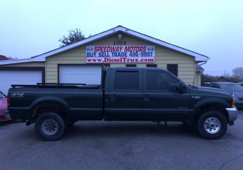 2001 Ford F350 7.3 ltr POWER STROKE 4X4 XLT